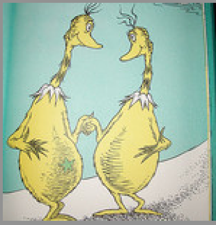 It's all a bit Sneetches: